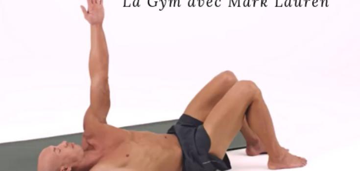 La gym avec Mark Lauren